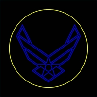 12' Air Force Insignia