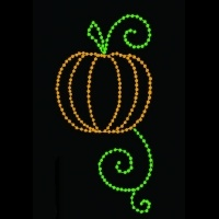 8' x 4' Pumpkin Pole Mount