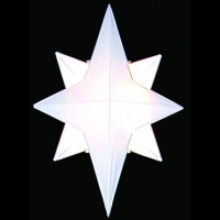 5' 3D Star of Bethlehem