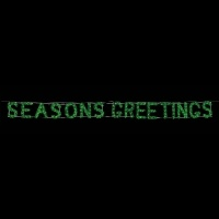 3' x 41' Seasons Greeting<br />Skyline