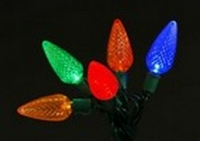 LED C9 Multicolor Light<br />String