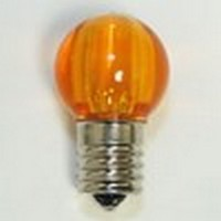 LED G30 Replacement Bulb<br />Amber