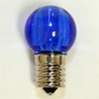 LED G30 Replacement Bulb<br />Blue