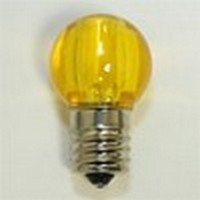 LED G30 Replacement Bulb<br />Yellow
