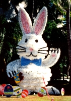 18' Easter Bunny