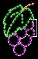 5' Grape Cluster