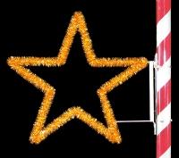 4' Garland Star