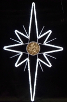 5' Elegant Star of Bethlehem
