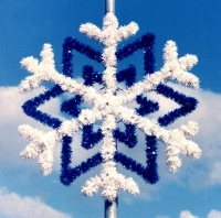 7' Snowflake